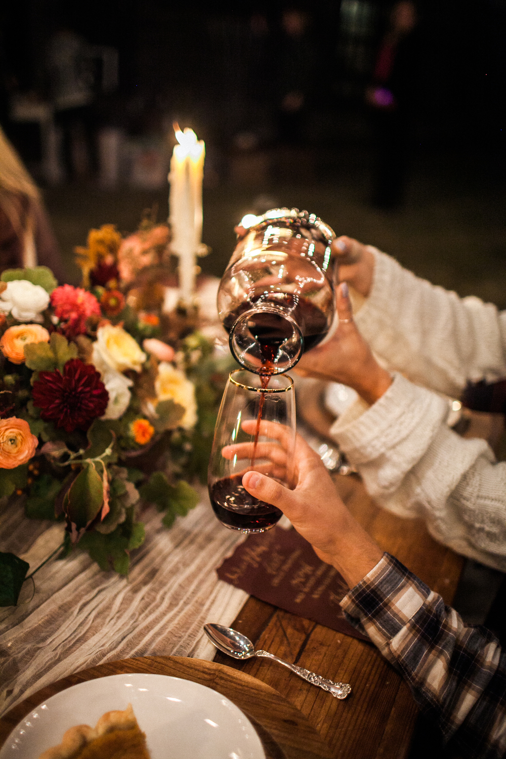 Repertoire - Friendsgiving Styled Shoot