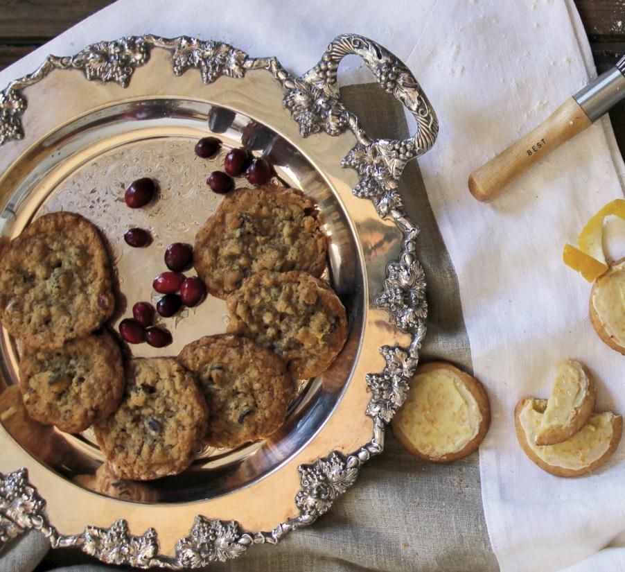 Everything Cookies - repertoire