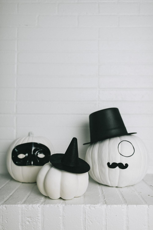 Face Pumpkins