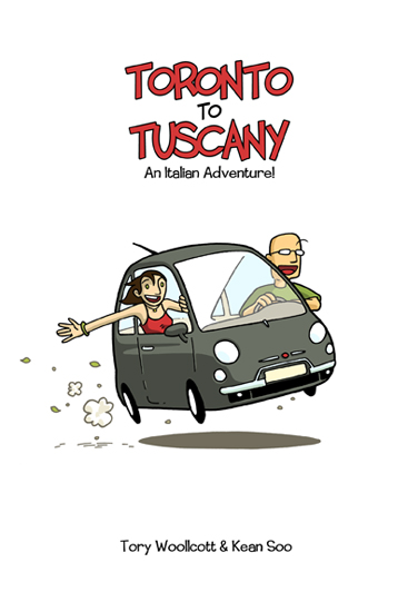 TORONTO TO TUSCANY