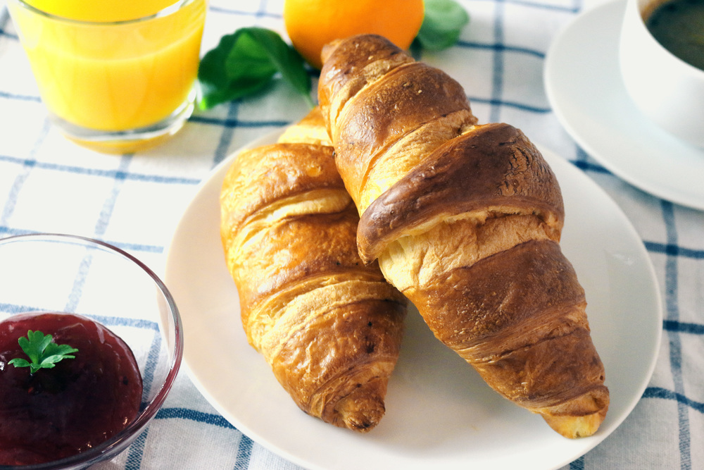Mini Breakfast Croissant