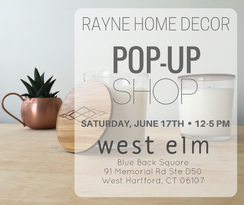 West Elm POP UP   West Elm Blue Back Square