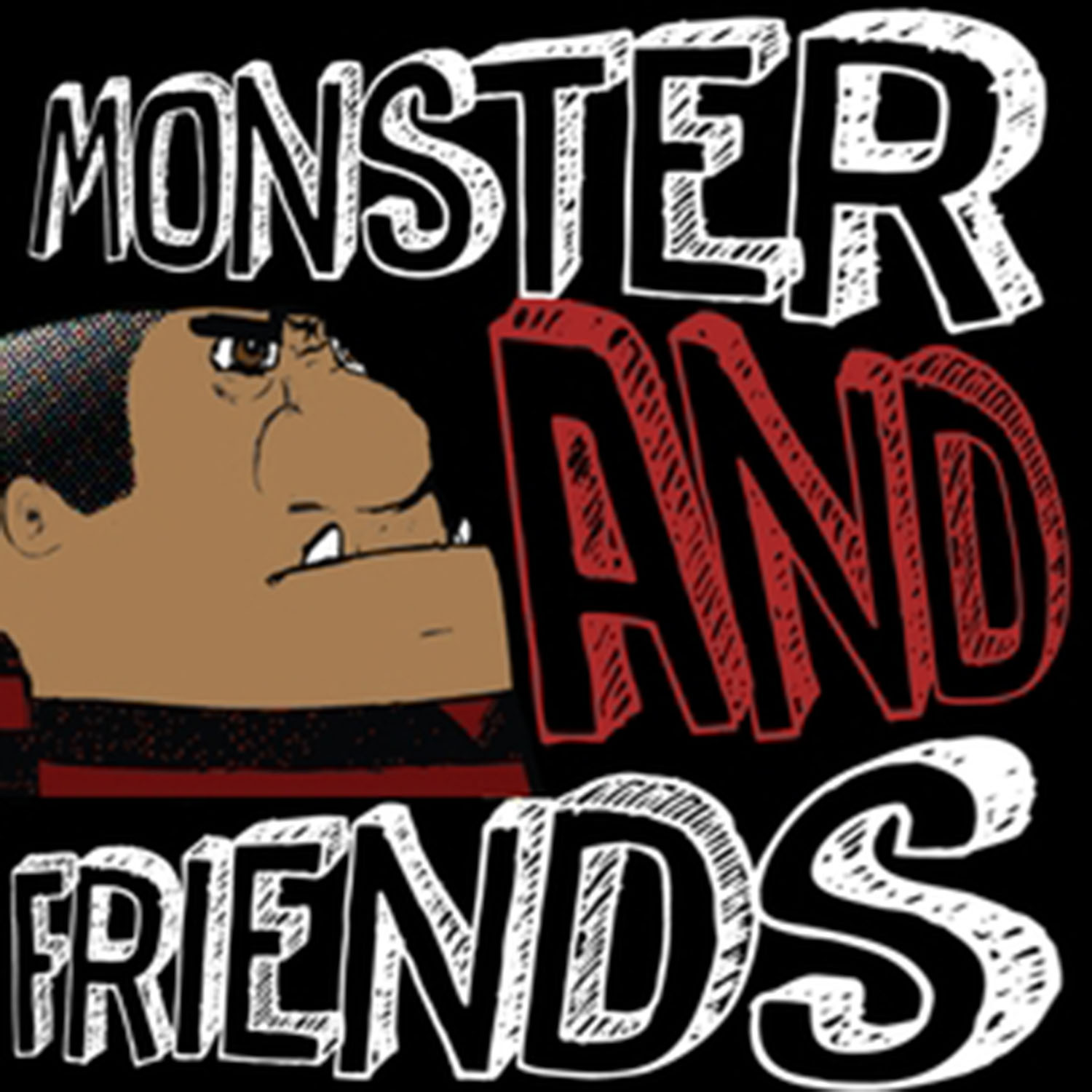 Monster and Friends - HUGO MONSTER