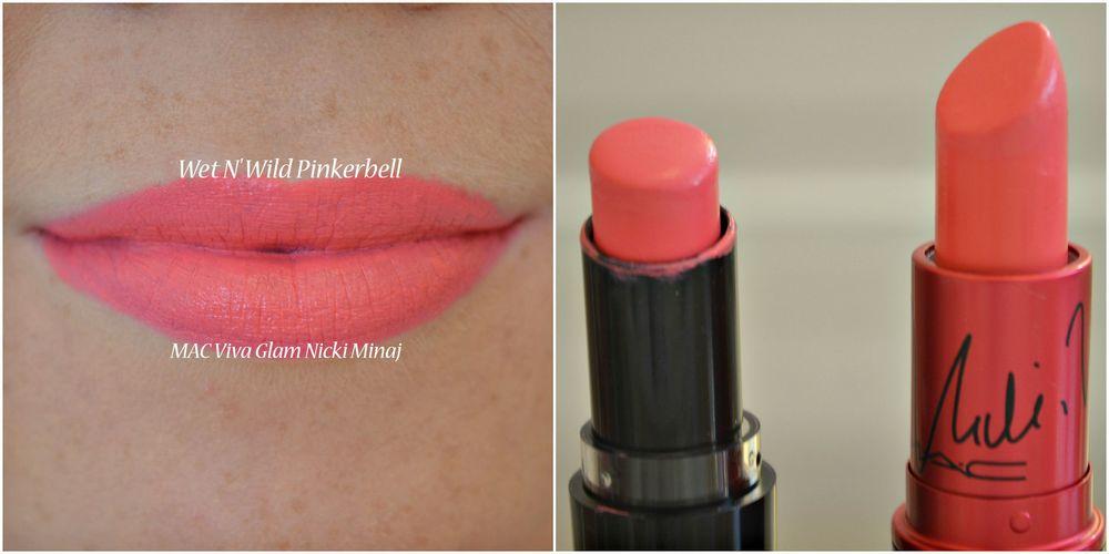 Wet N' Wild Lipstick $1.99 & MAC Lipsticks $17.00