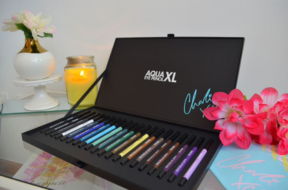 Makeup Forever Aqua XL Charli xcx Eye Liner Collection ...