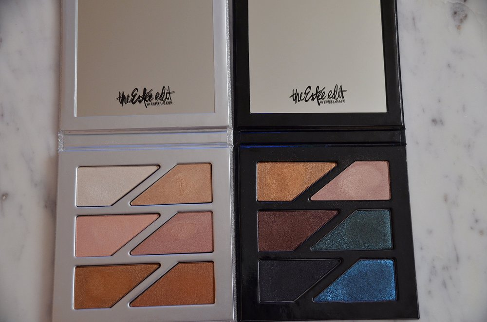 The Estée Edit Gritty & Glow Magnetic Eye and Face Palettes
