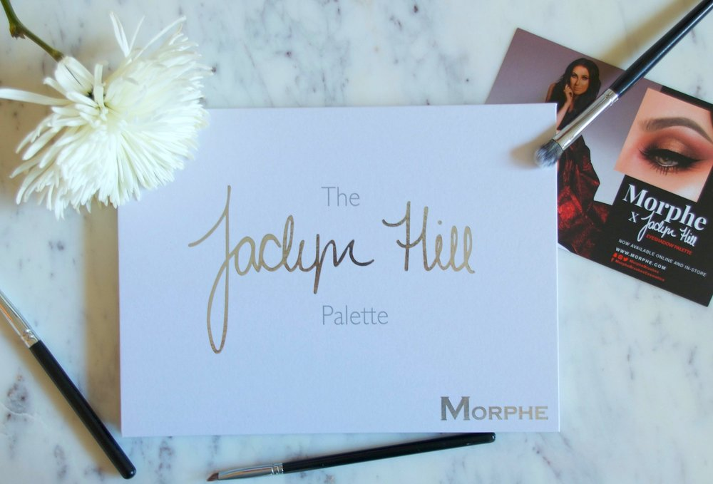 Jaclyn Hill Eyeshadow Palette | Morphe Brushes