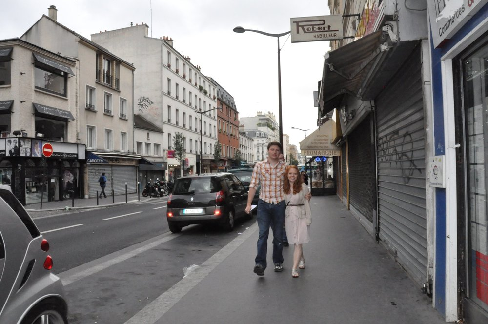 2011 when we traveled to Paris, France.