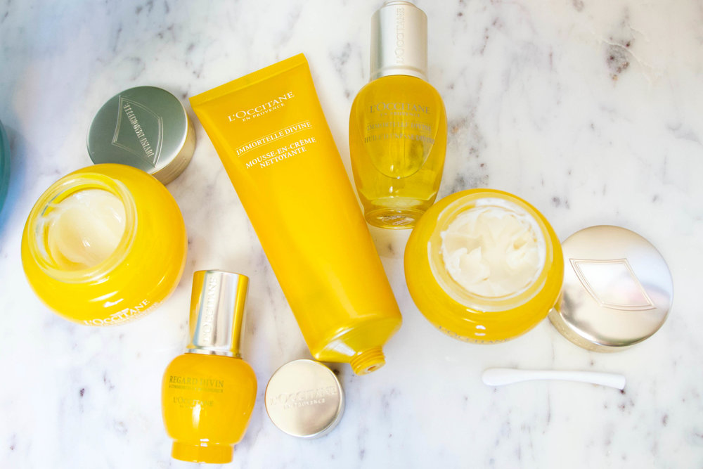 Immortelle Divine Collection.