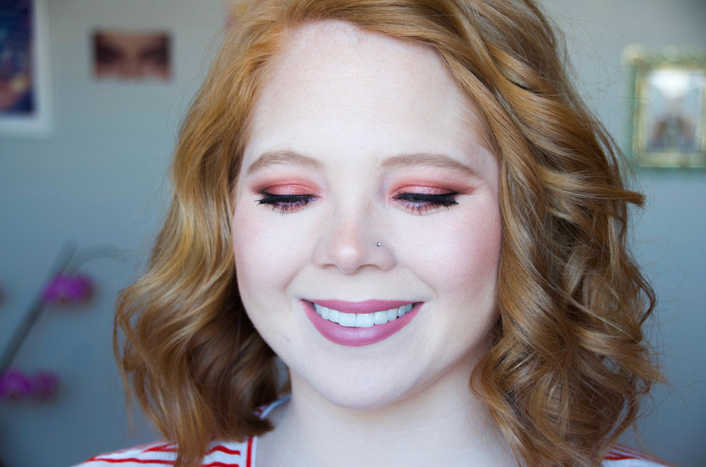 Urban Decay Backtalk Palette Tutorial
