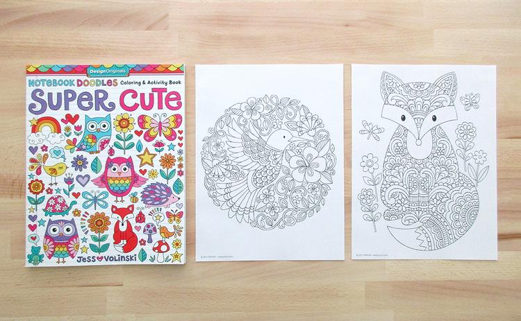 Colorful Inspirations — Jess Volinski