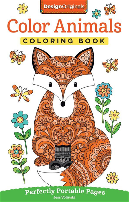 On the Go: Color Animals