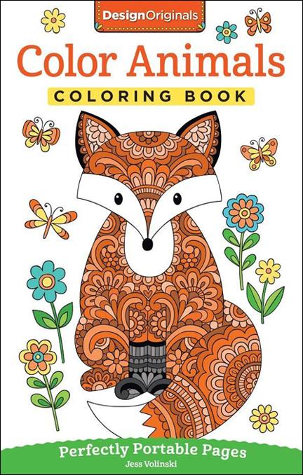 Color Animals Jess Volinski