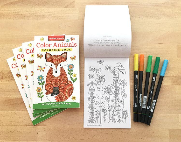 Color Animals — Jess Volinski