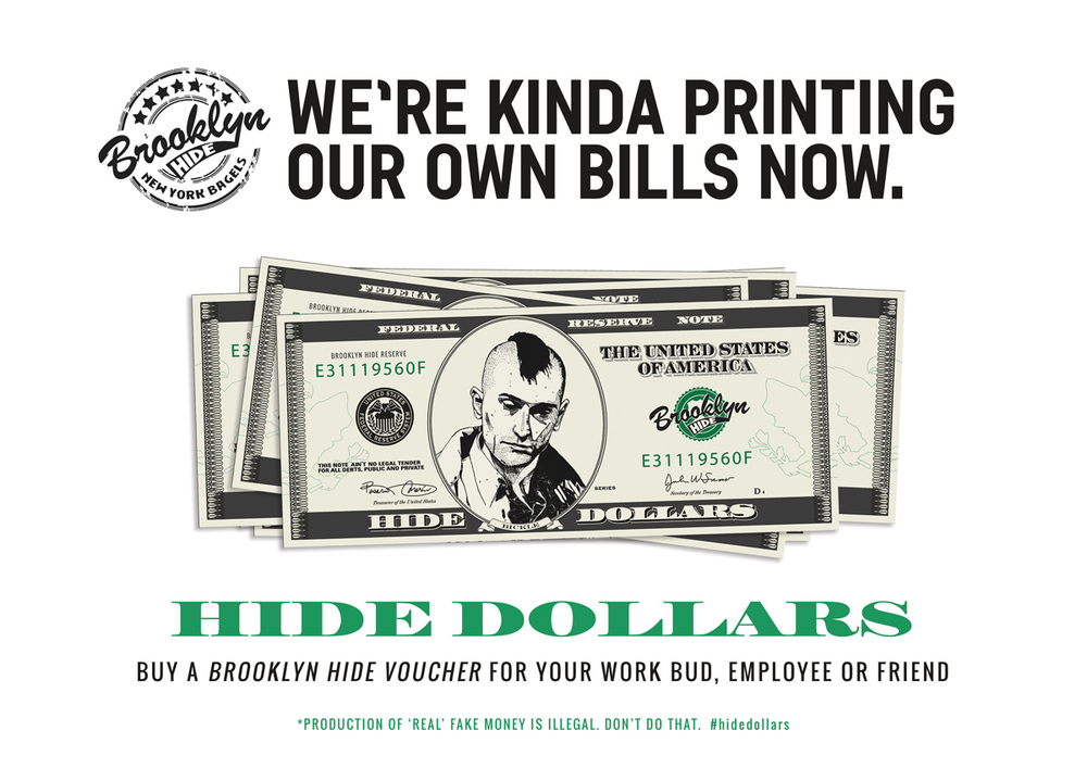 Why make money Just print your own Haus – Print Your Own Voucher