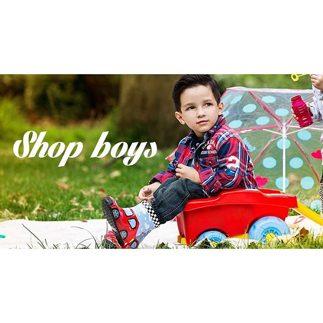 Shop boys now on www.boogiebearland.com ! #boogiebear #boogiebearland #kids #boots #rainboots #boys #girls #toddler