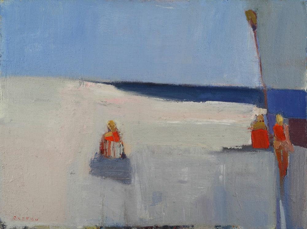 White Sand Solitude