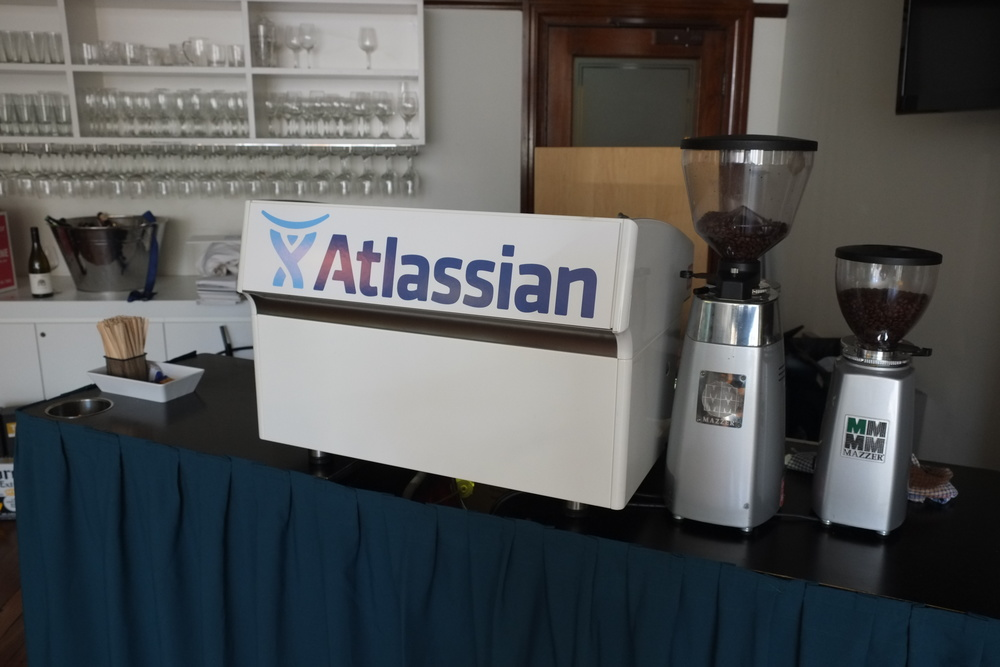 Atlassian and Cafe in a Box