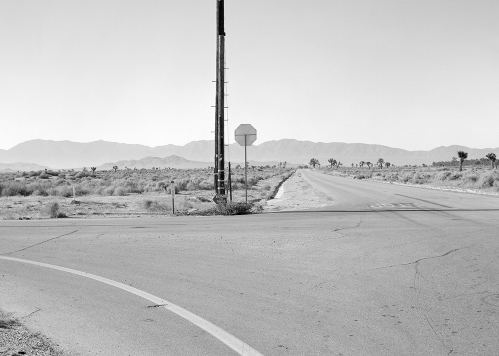Diptych 2 - Ave.H/ Rd. 120, East Lancaster, CA.