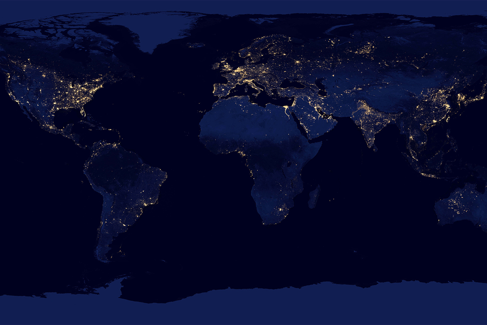 GLOBAL LIGHT MAP