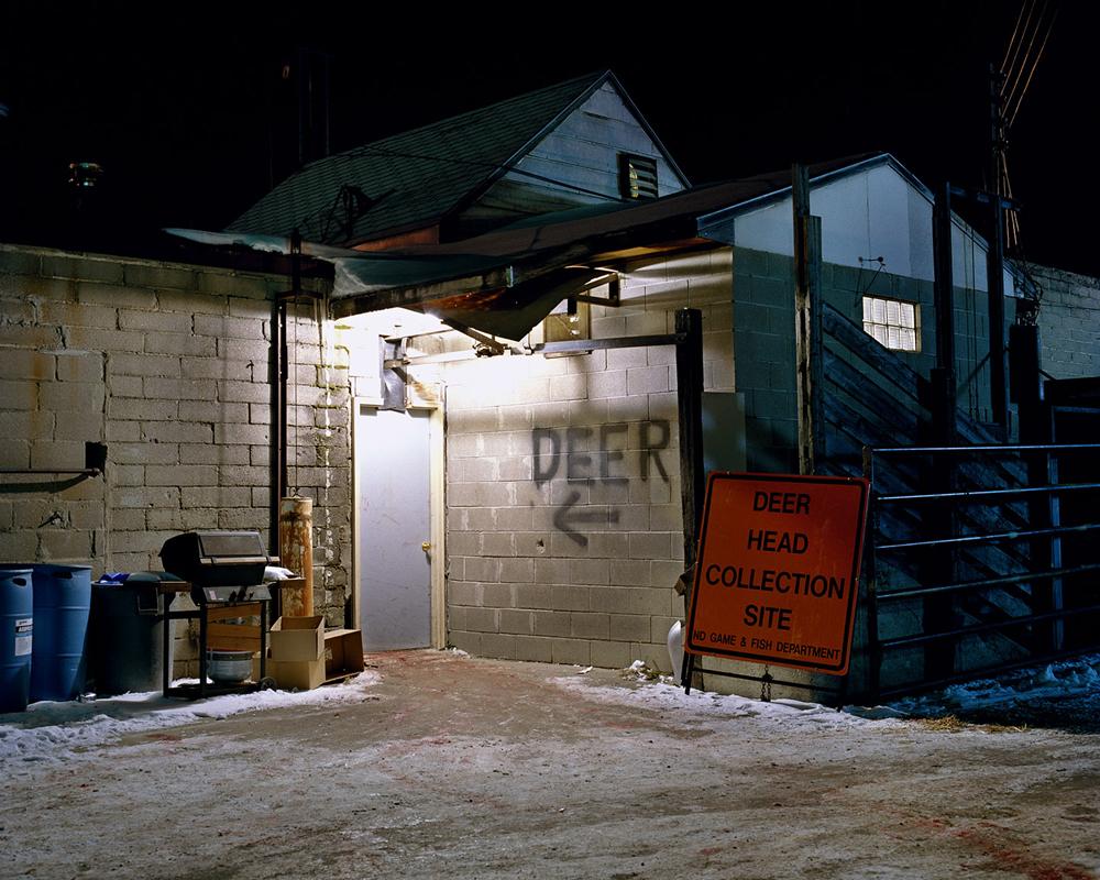 Brian Lesteberg  - Cold Storage