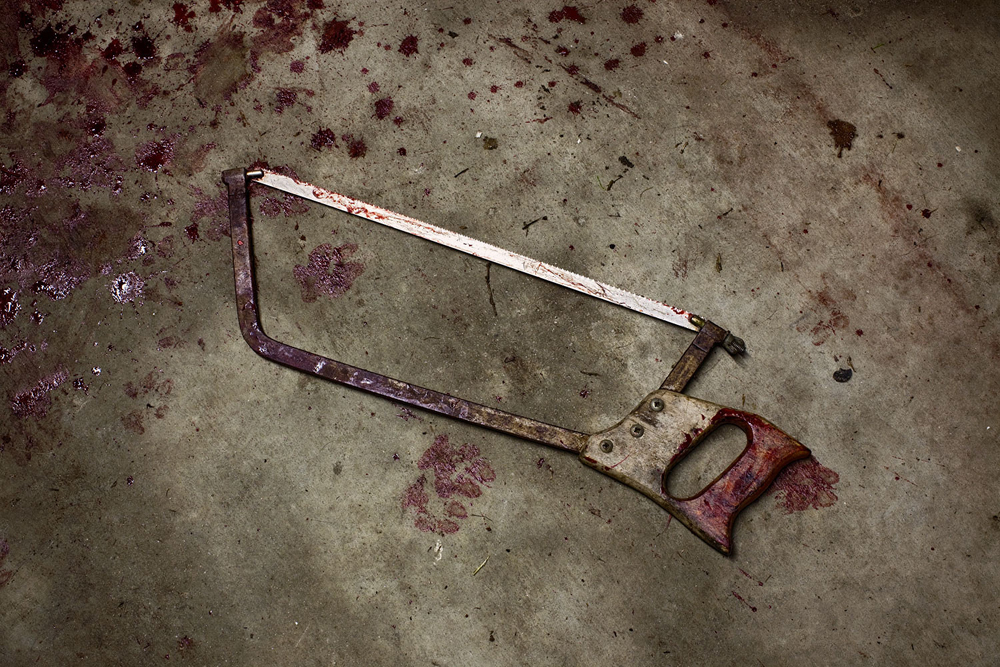 Jesse Burke  - Bone Saw