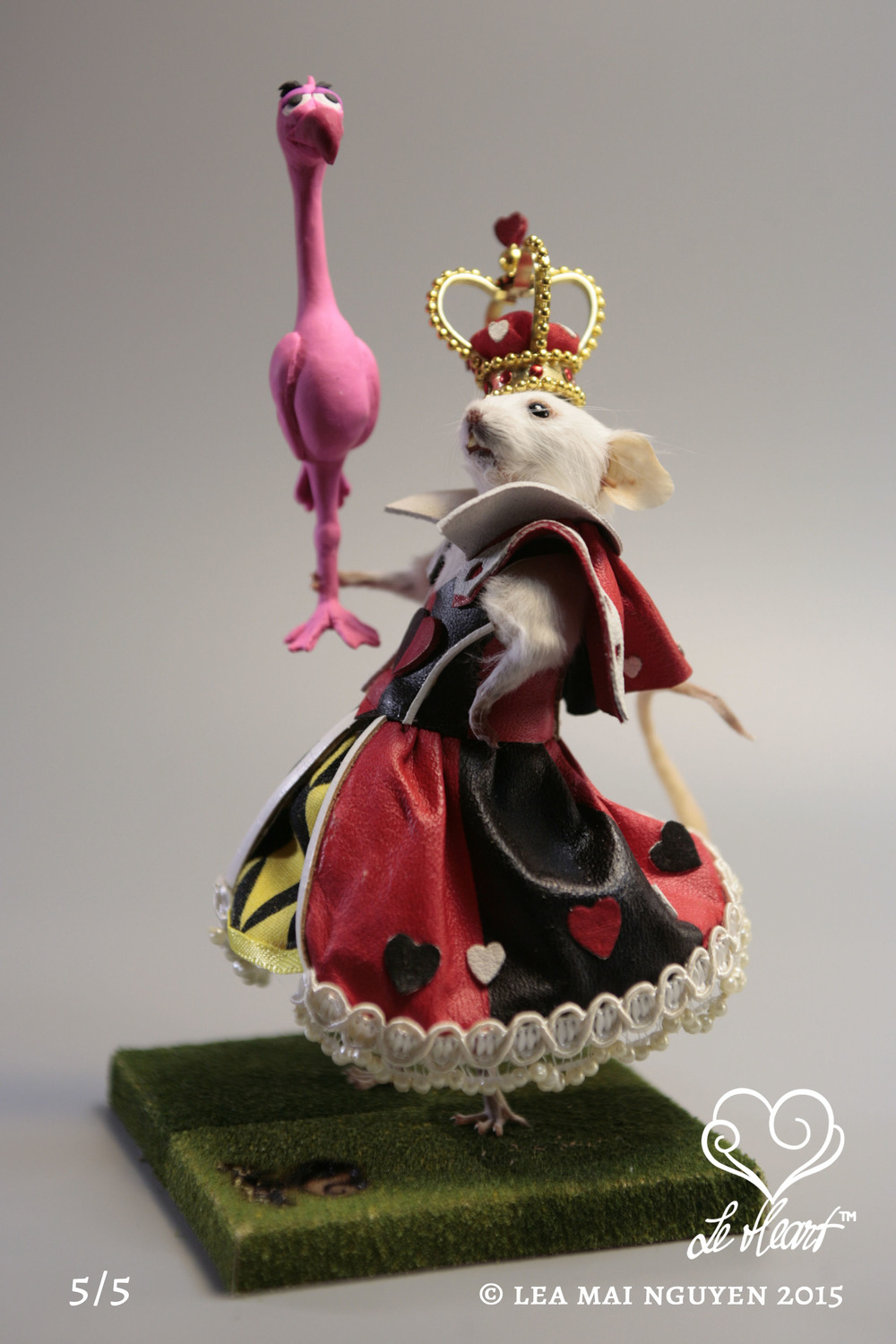 Queen of Hearts 5/5
