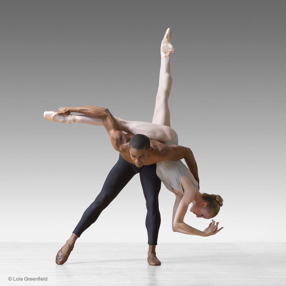 Craig Hall and Wendy Whelan, MORPHOSES / THE WHEELDON COMPANY