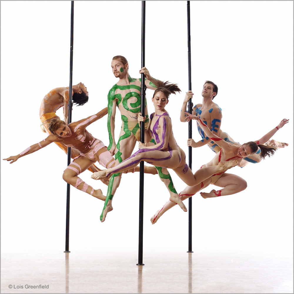 Aaron Ashby, Andrew Claus, Colleen T. Sullivan, Cornelius Brown, Sarah Wagner, Vanessa Lynn Campos, DODGE DANCE COMPANY