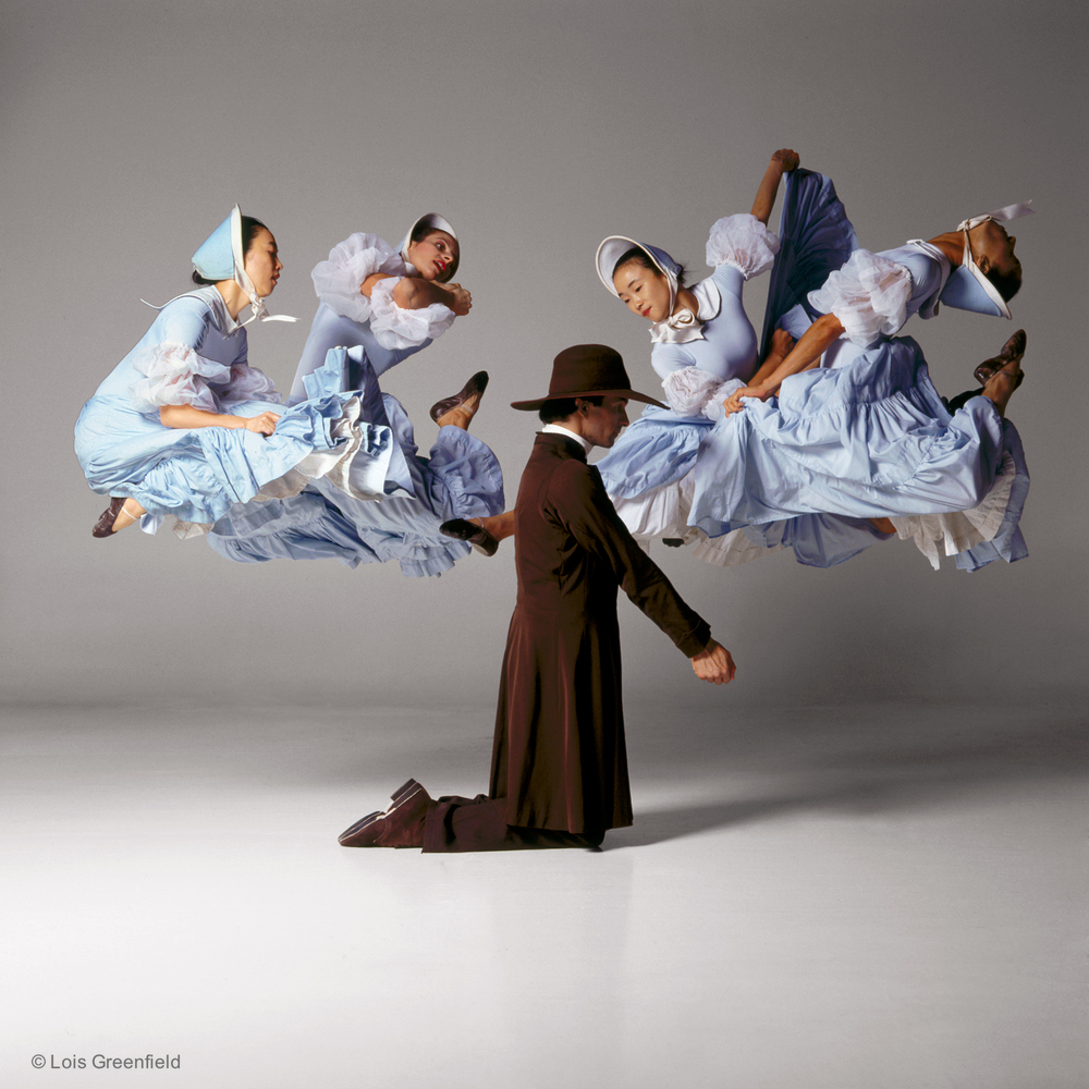 """Appalachian Spring"", MARTHA GRAHAM DANCE COMPANY"