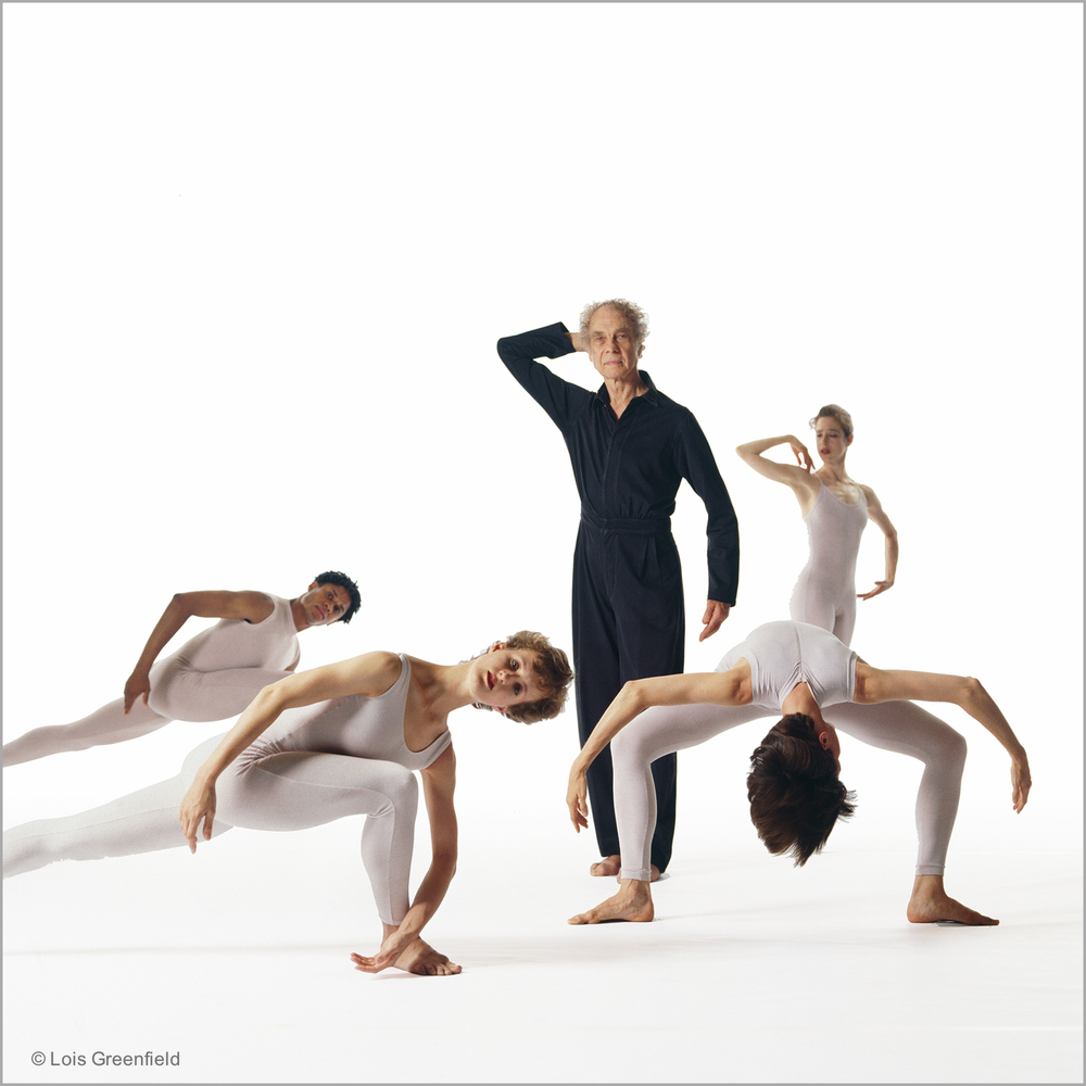 MERCE CUNNINGHAM DANCE COMPANY