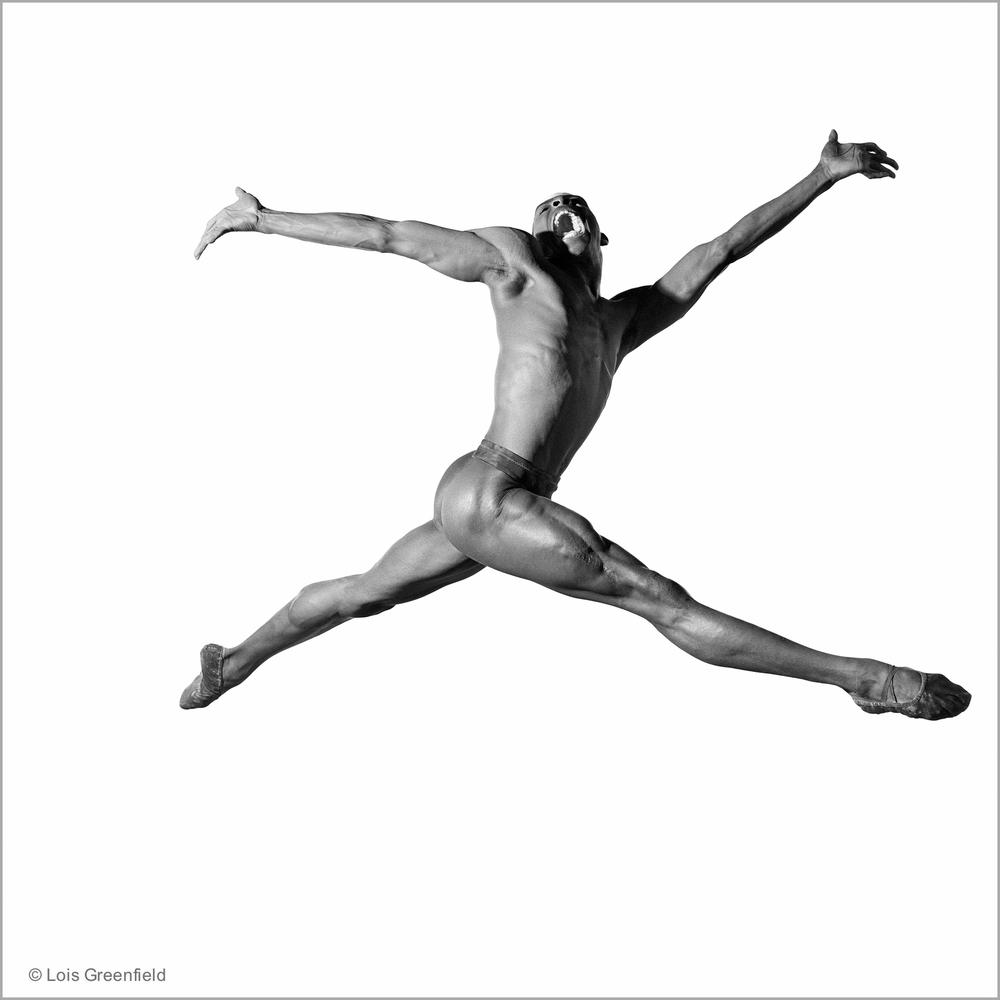 """Darren Gibson,""""Evoe"""", BALLET TECH"""