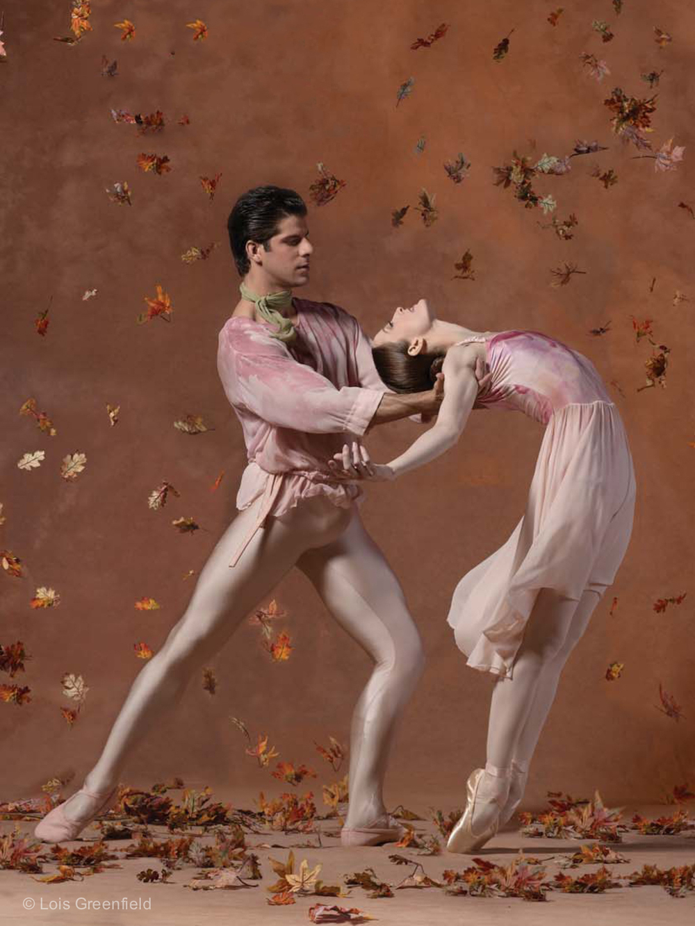 "Marcelo Gomez and Julie Kent, ""The Leaves are Fading"", AMERICAN BALLET THEATRE"