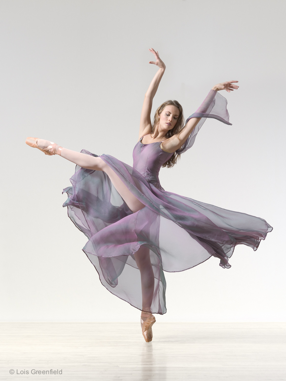 Faye Arthurs of the NEW YORK CITY BALLET