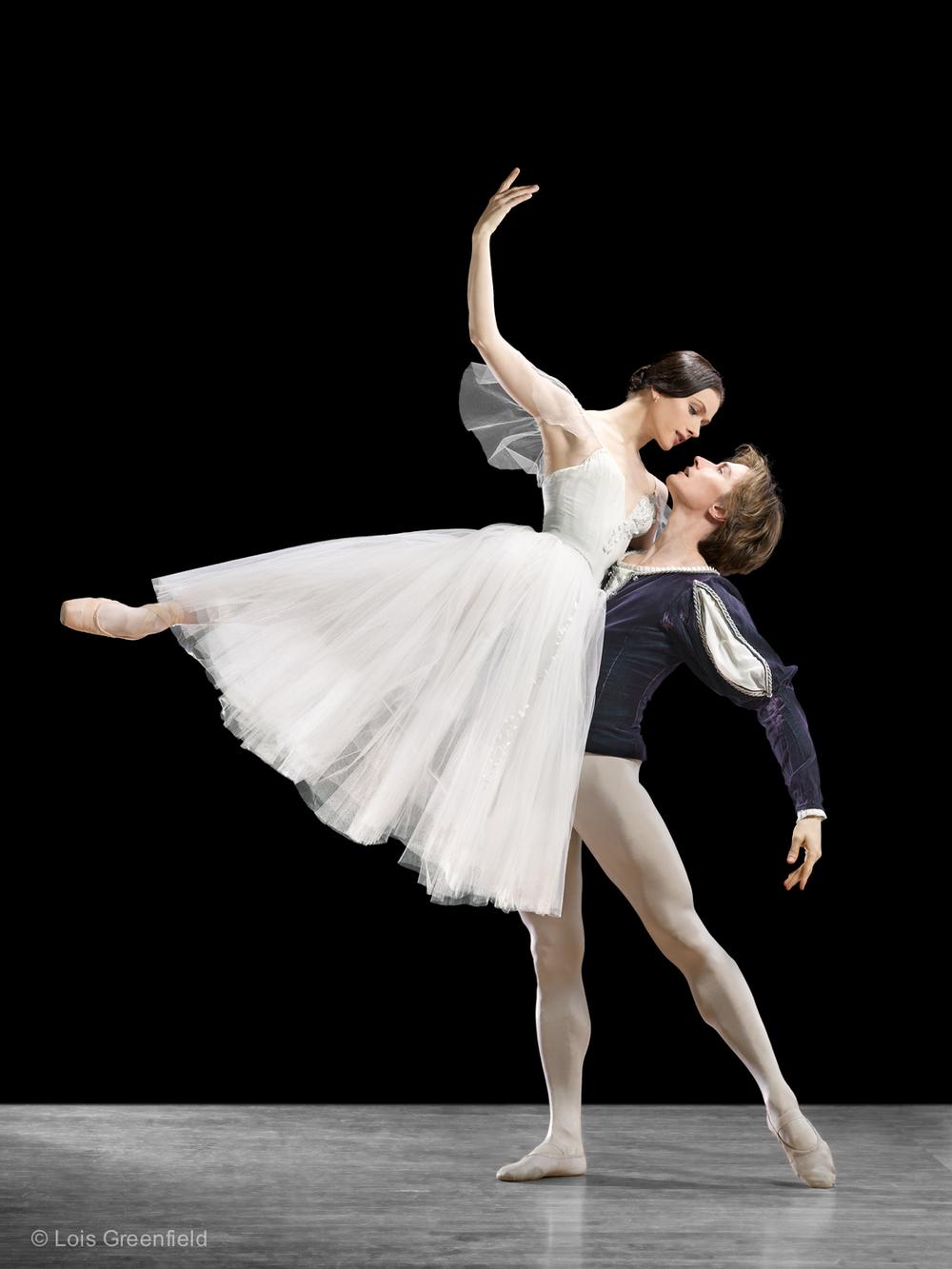 "Irina Dvorovenko and Maxim Belotscrovoosky, ""Giselle"", AMERICAN BALLET THEATRE"