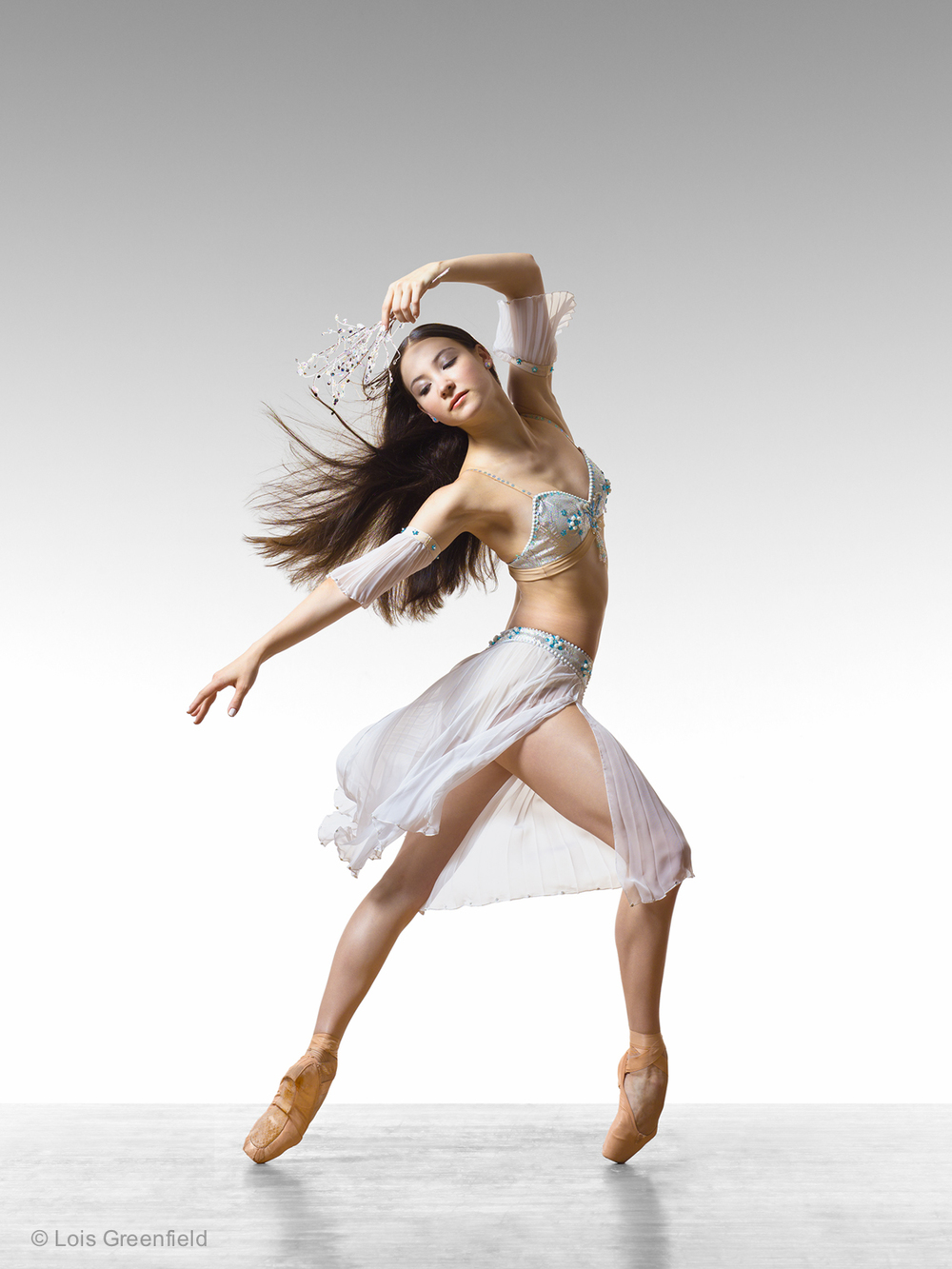 Christine Shevchenko of the AMERICAN BALLET THEATRE
