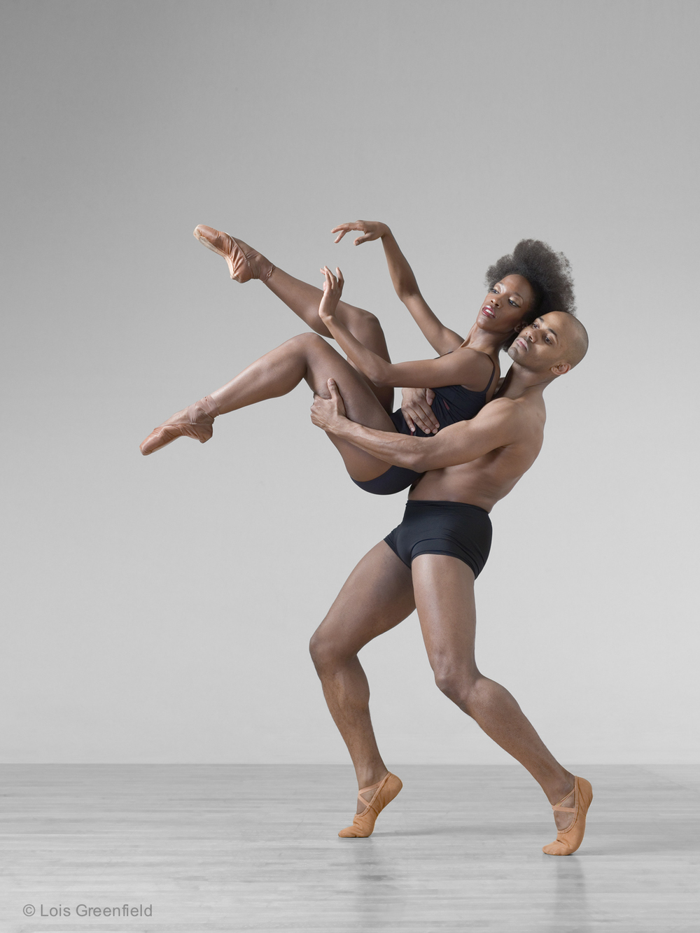 Paunika Jones and Leyland Simmons, BALLET NOIR