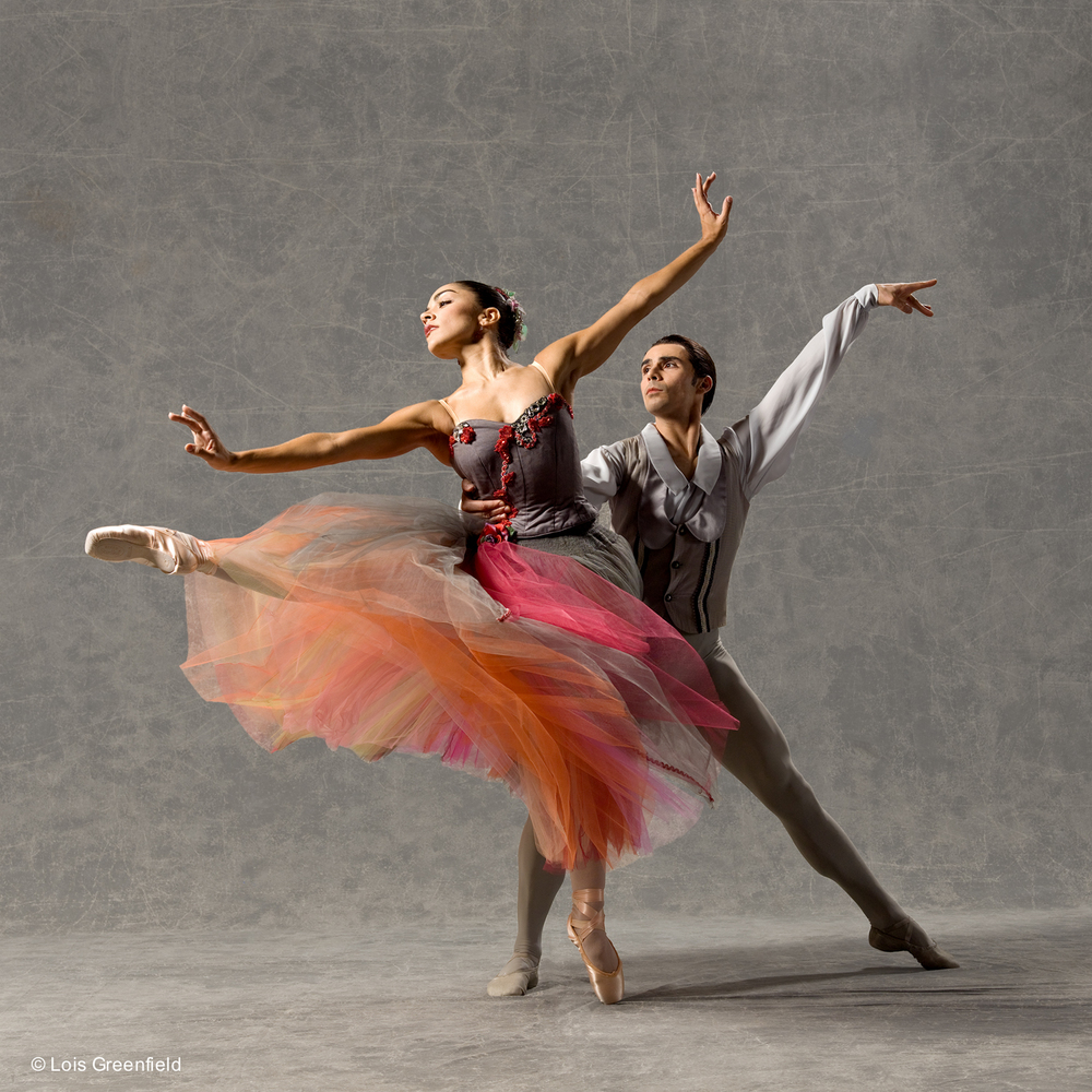 "Jeanette Delgado & Renato Penteado, ""In the Night"", MIAMI CITY BALLET"