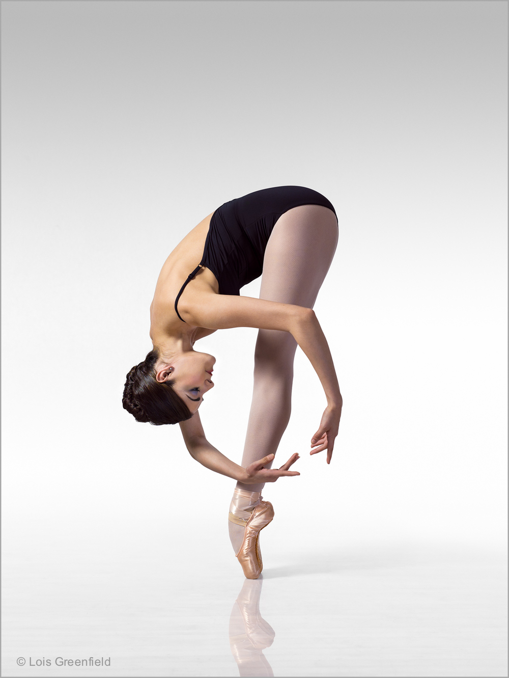 Brittany De Grofft of the AMERICAN BALLET THEATRE