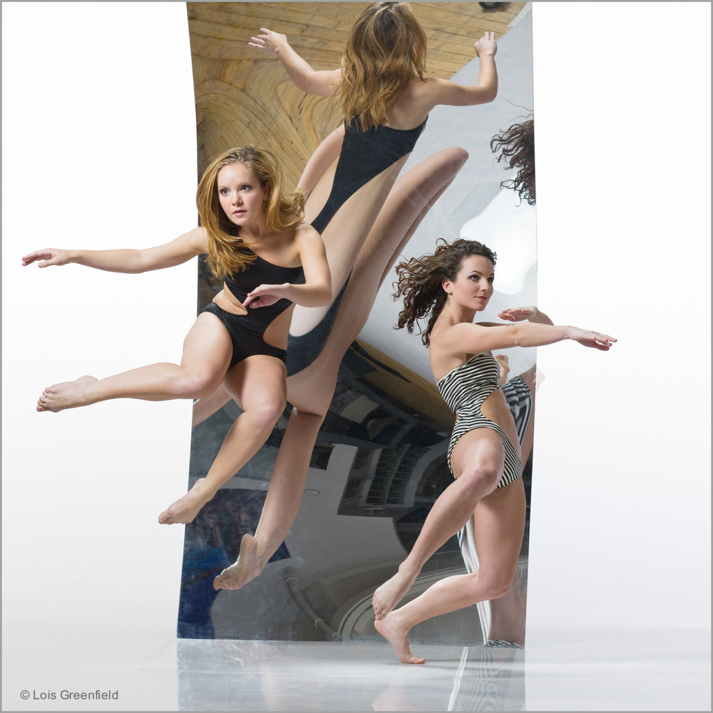 Shannon MacDowell and Kimberly Lyons, AMY MARSHALL DANCE COMPANY