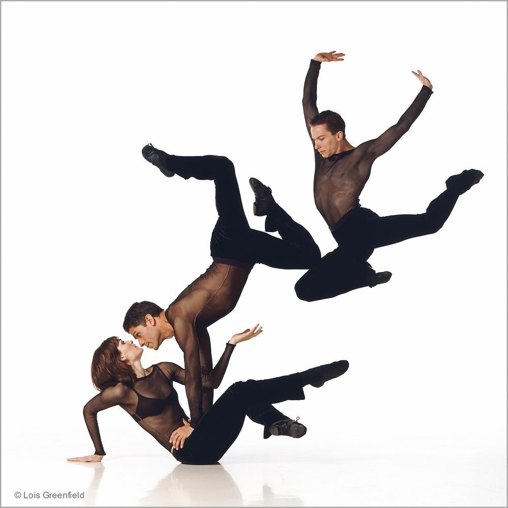 Ruth-Ellen Kroll, Henry Jackson, Jaime Martinez, PARSONS DANCE