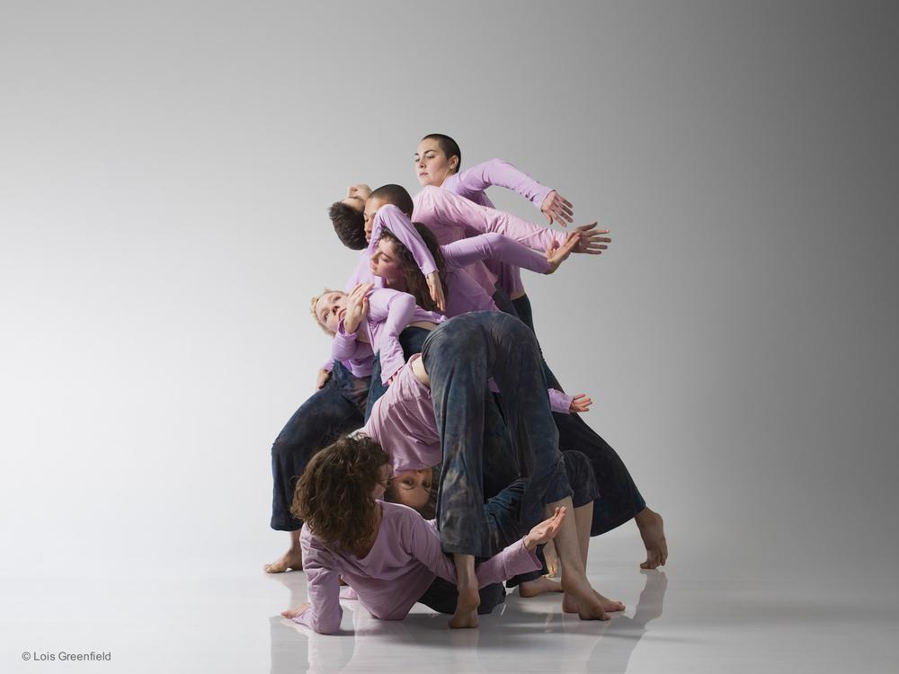 "Andrew Cowan, Brooke Broussard, Hunter Carter, Jenna Fakhoury, Jessica Harris, Joan Wadopian, Sara Procopio, ""Re-Triptych"", SHEN WEI DANCE ARTS"