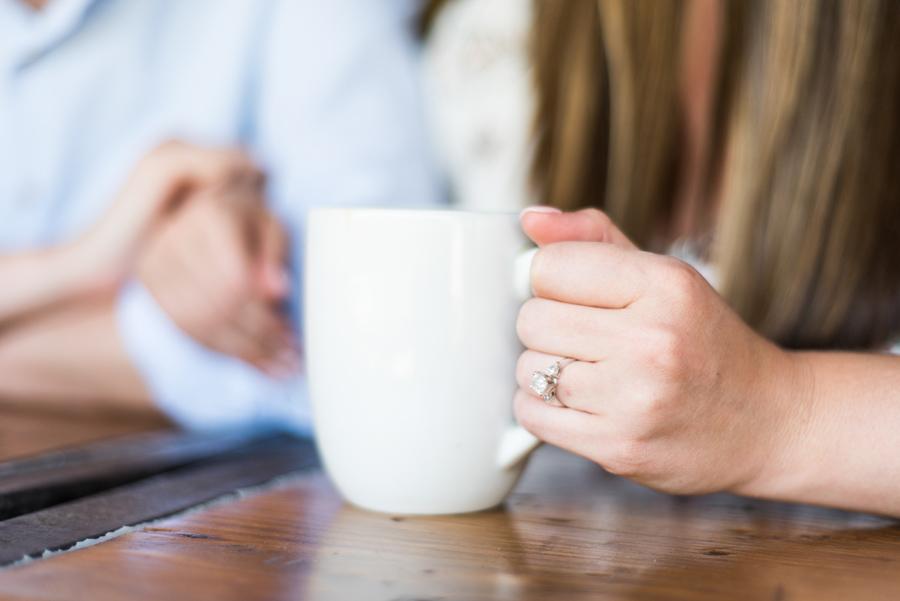KrisandraEvans.com | Atlanta Engagement Photographer | Chattahoochee Coffee Company