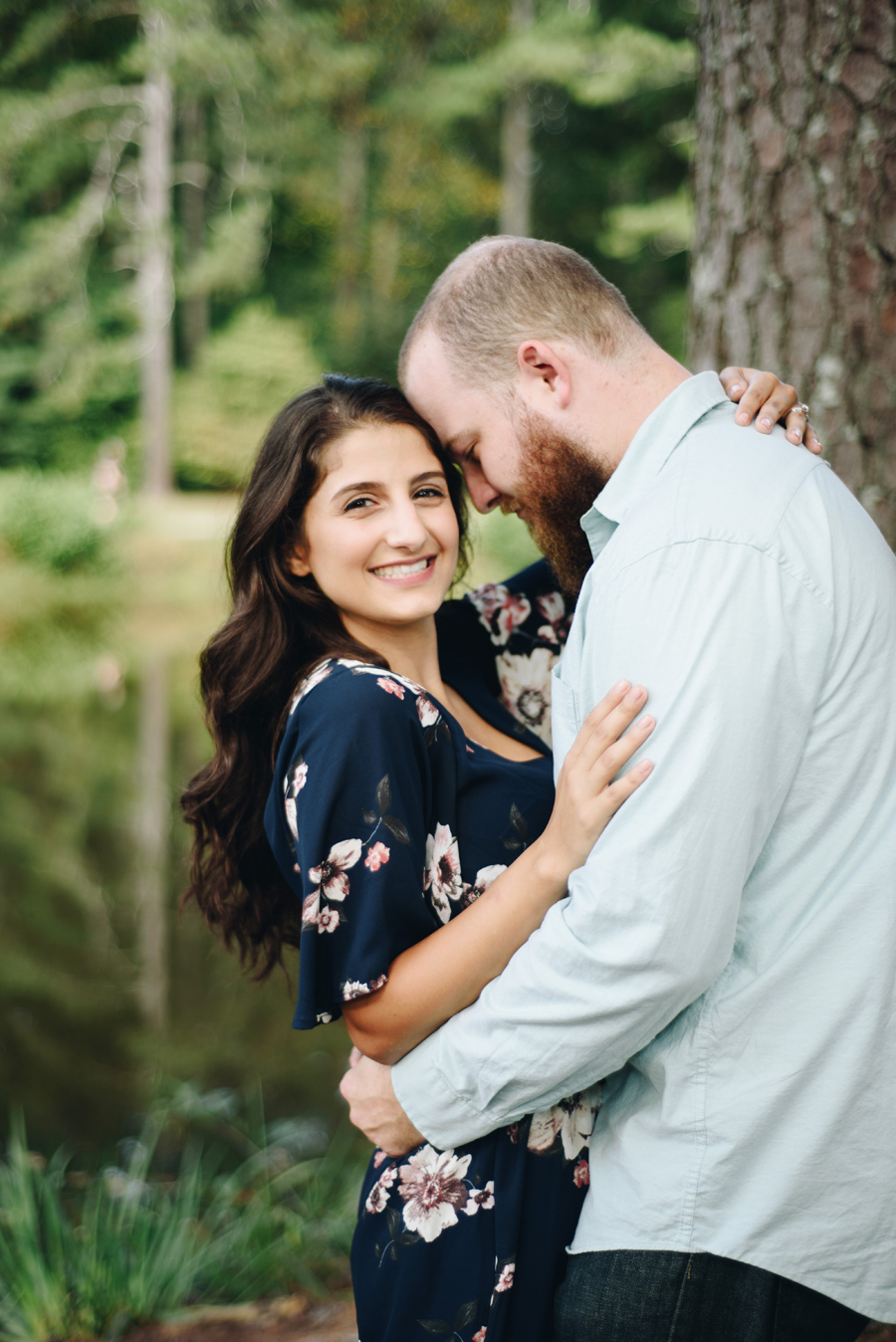 KrisandraEvans.com | Atlanta Engagement Photographer | Vines Botanical Garden