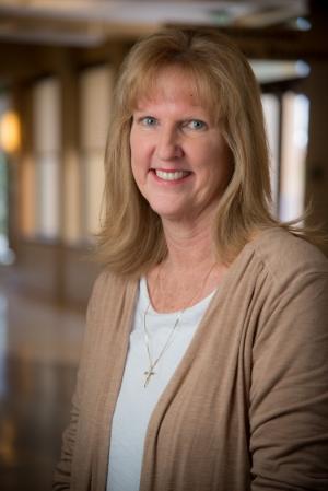Kimberly Wood, RN, is one of three nurse navigators at the Birth Center.