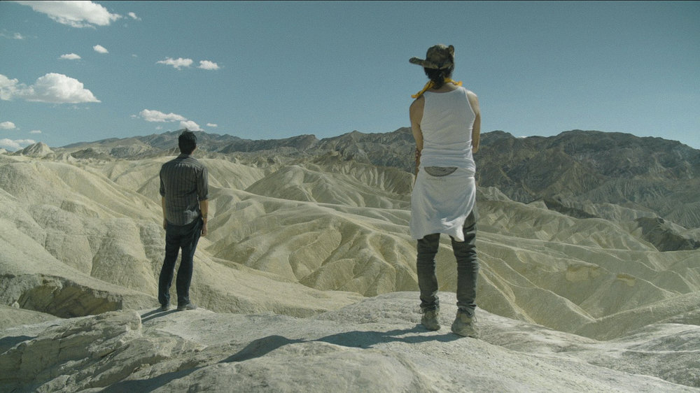 "Still from ""DEATH VALLEY"" (dir. Alex Zhang Hungtai)"