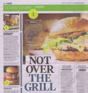 STKBB | Voted Melbourne's best new burger joint