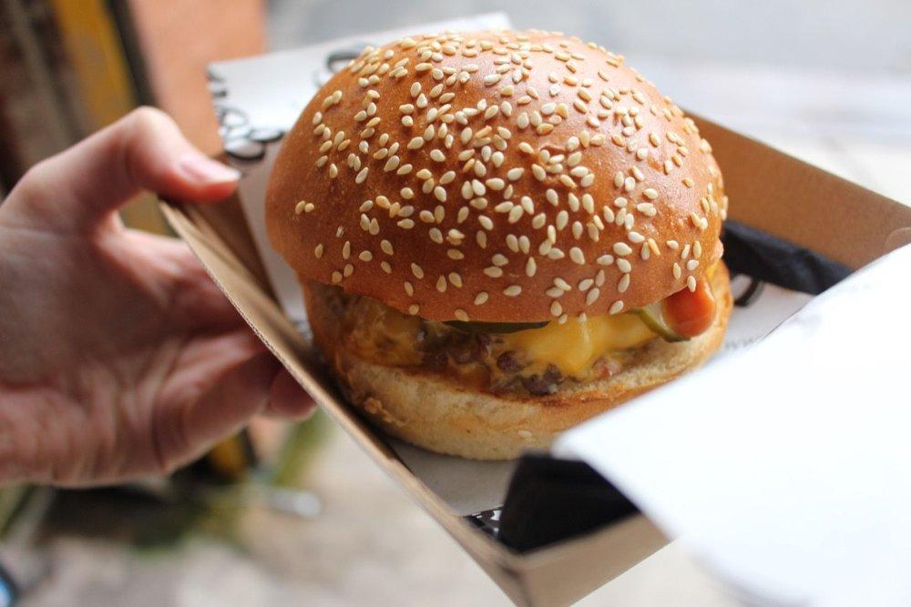 STKBB | Cheeseburger