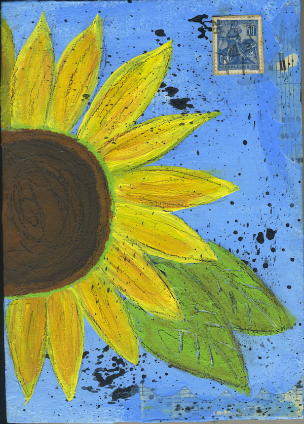 Radiate Joy Sunflower