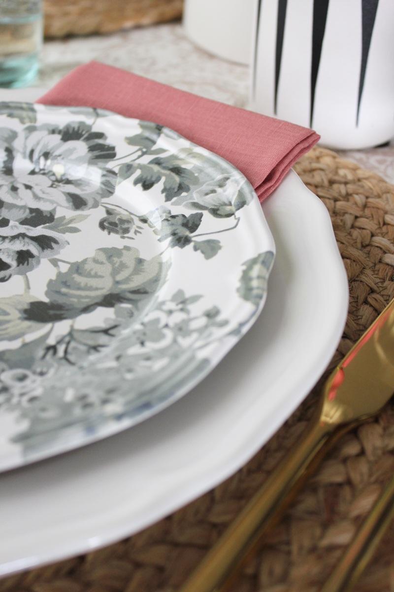 Garden Tablescape   Slate Design Studio